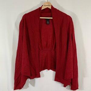 Lane Bryant Open front Cardigan sweater 18/20